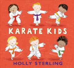 Karate kids /  Holly Sterling. - Holly Sterling.