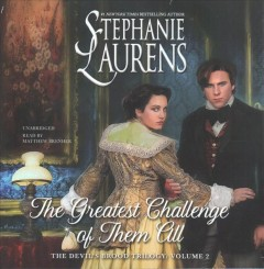 The greatest challenge of them all /  Stephanie Laurens. - Stephanie Laurens.