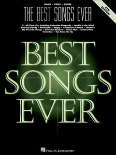 Best Songs Ever : Piano/Vocal/Guitar