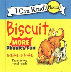 Biscuit More Phonics Fun : 12 Books in 1