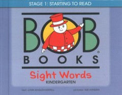 Sight Words : Kindergarten - 10 Books in 1