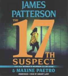 The 17th suspect /  James Patterson & Maxine Paetro.