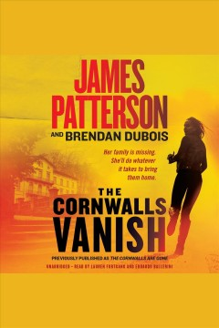 The Cornwalls are gone /  James Patterson and Brendan DuBois. - James Patterson and Brendan DuBois.
