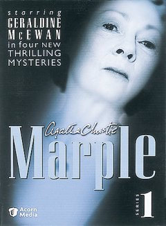Agatha Christie Marple : series 1 [4-disc set] / a co-production of Granada and WGBH Boston in association with Agatha Christie Ltd. ; producer, Matthew Read. - a co-production of Granada and WGBH Boston in association with Agatha Christie Ltd. ; producer, Matthew Read.
