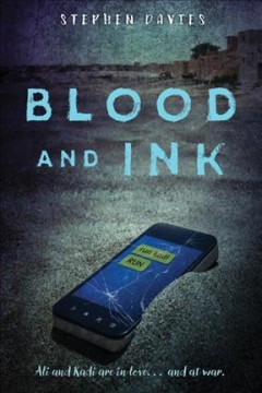 Blood and ink /  Stephen Davies. - Stephen Davies.