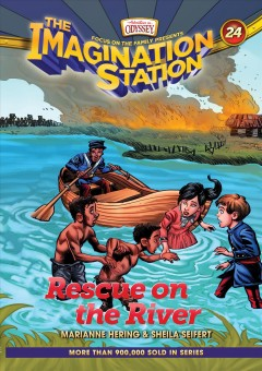 Rescue on the river /  Marianne Hering and Sheila Seifert ; illustrations by Sergio Cariello.