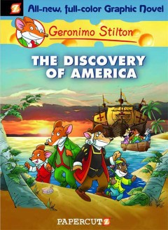 Geronimo Stilton 1 : The Discovery of America