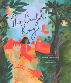 Barefoot King : A Story About Feeling Frustrated