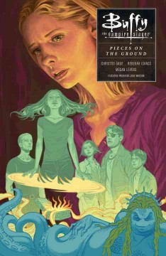 Buffy the vampire slayer Season 10 Volume 5,  script, Christos Gage ; art, chapters 1-2, Rebekah Isaacs ; art, chapters 3-5, Megan Levens ; colors, Dan Jackson ; letters, Richard Starkings & Comicraft's Jimmy Betancourt.
