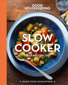 Slow cooker quick-prep recipes.