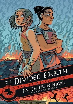 Nameless City 3 : The Divided Earth