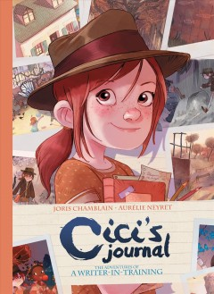 Cici's Journal : The Adventures of a Writer-in-training