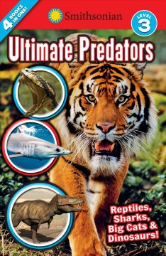 Ultimate predators / [written by Brenda Scott-Royce and Megan Roth]