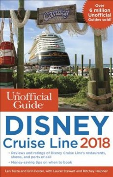 Unofficial Guide to Disney Cruise Line 2018