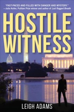 Hostile witness : a Kate Ford mystery / Leigh Adams.