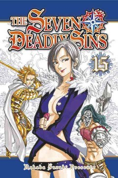 The seven deadly sins Volume 15, The demons you know /  Nakaba Suzuki ; translation: Christine Dashiell ; lettering: James Dashiell ; editing: Lauren Scanlan. - Nakaba Suzuki ; translation: Christine Dashiell ; lettering: James Dashiell ; editing: Lauren Scanlan.