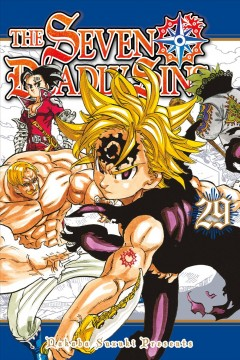 The seven deadly sins Volume 29, Race to Camelot /  Nakaba Suzuki presents ; translation, Christine Dashiell ; lettering, James Dashiell. - Nakaba Suzuki presents ; translation, Christine Dashiell ; lettering, James Dashiell.
