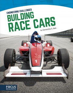 Building race cars /  by Samantha S. Bell. - by Samantha S. Bell.