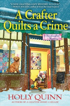 Crafter Quilts a Crime