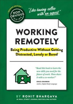 Non-obvious Guide to Working Remotely (Being Productive Without Getting Distracted, Lonely or Bored)