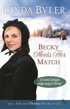 Becky Meets Her Match : An Amish Christmas Romance