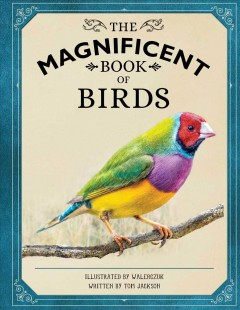 Magnificent Book of Birds