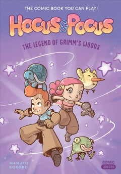 Hocus & Pocus : The Comic Book You Can Play