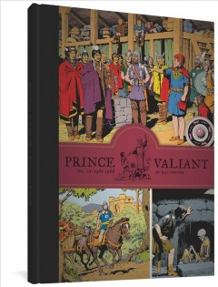 Prince Valiant Volume 15,  by Hal Foster.