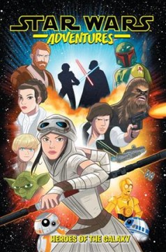 Star Wars Adventures 1 : Heroes of the Galaxy