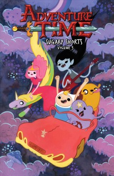 Adventure time.  created by Pendleton Ward ; written and illustrated by Luke Pearson [and 19 others].
