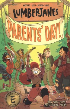 Lumberjanes 10 : Parents' Day