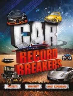 Car record breakers.