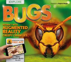 Bugs : Interact With Augmented Reality Creepy Crawlies