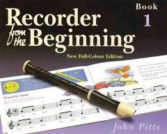 Recorder from the Beginning : Full Color Edition