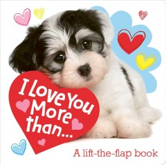 I Love You More Than : A Lift-the-flap Book