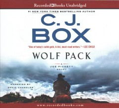 Wolf pack /  by C. J. Box. - by C. J. Box.