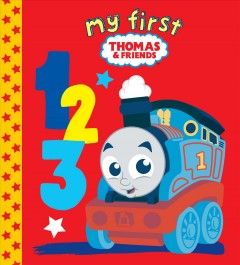 My First Thomas & Friends 123