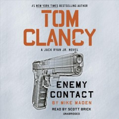 Tom Clancy Enemy contact /  by Mike Maden. - by Mike Maden.