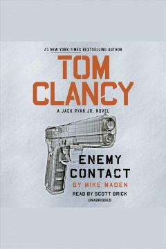 Tom Clancy Enemy contact /  Mike Maden.