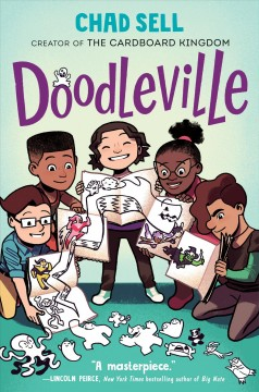 Doodleville Volume 1 /  Chad Sell.