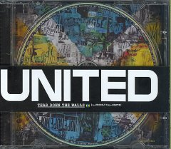 A_CROSS the_EARTH : tear down the walls / Hillsong United.