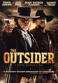 The outsider /  Cinedigm presents ; a Status Media & Entertainment production in association with Bondit Media Capital ; produced by Timothy Woodward Jr., Lauren de Normandie, Johnny Cleveland ; written by Sean Ryan ; directed by Timothy Woodward Jr.